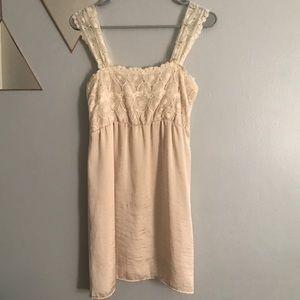Grunge Babydoll Slip Dress